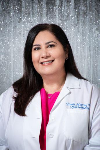 Dr. Giselle Martin
